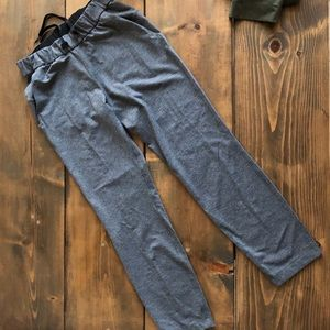 Lululemon joggers grey
